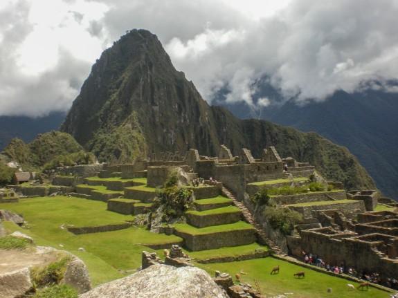 machupicchu 0511 575x431 Santa Teresa y Machu Picchu