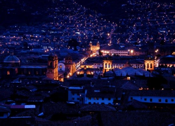 plaza de armas 575x414 Cusco City Tour